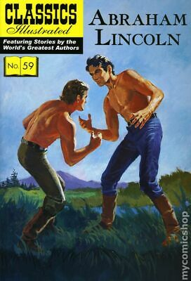 Classics Illustrated GN (2009- Classic Comic Store) #59-1ST 2016 NM Stock Image