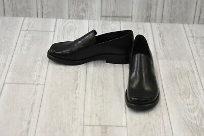 1981e646ba8 Franco Sarto Bocca Loafers - Women s Size 5.5 W - Black