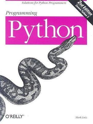 Programming Python : Object-Oriented Scripting