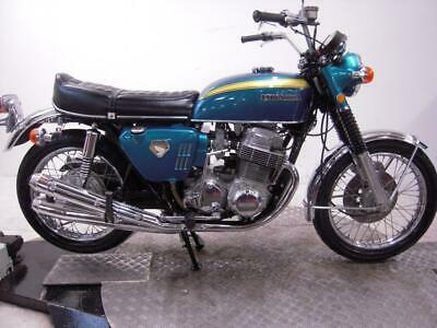 1969 Honda CB750 Sandcast Unregistered US Import Barn Find Classic Restoration