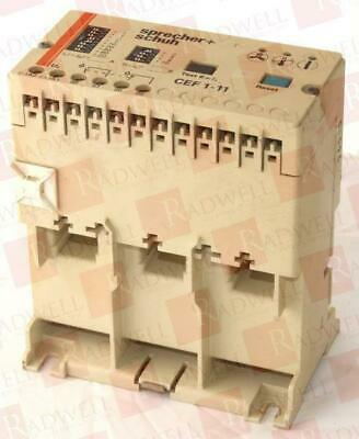 Sprecher & Schuh Cef-1-11 / Cef111 (Used Tested Cleaned)