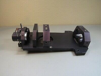 Dual Laser Positioning Laser Optical Table Mount w/ Prisms