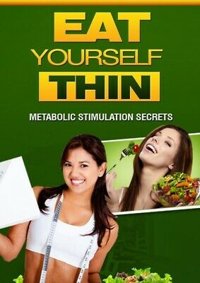 EAT YOUR SELF THING Ebook ebooks E-book pdf free shipping master resell rights