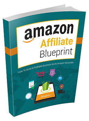 Amazon Affiliate Blueprint eBook PDF with Full Master Resell Rights