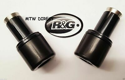 Ducati Streetfighter S (1098) 2009-2013 R&G Racing bar end weights sliders ends