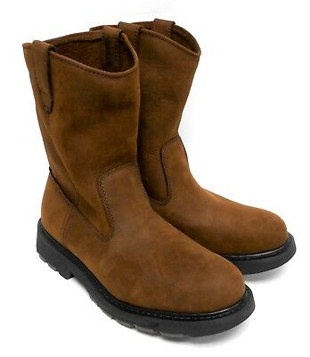 a51893c0c2a D1218 NEW W/BOX Men's Wolverine W05094D Kingmont Hiker Leather Brown ...