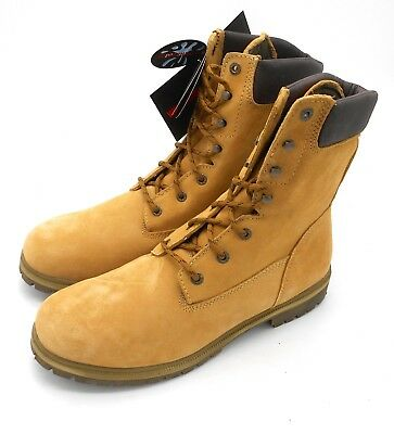 6c12656ac6b MEN'S WOLVERINE® WATERPROOF Gold Insulated W01191 Work Boots Shoes ...