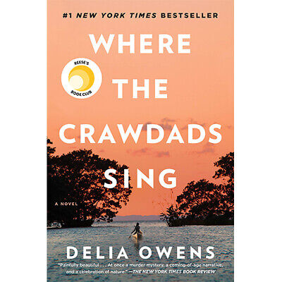 Where The Crawdads Sing by Delia Owens (2018 No Hardcover) (E book - EPUB)