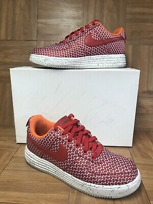 sports shoes 5ece3 7985d RARE🔥 Nike Air Lunar Force 1 Undefeated UNDFTD SP University Red S 6  652805-