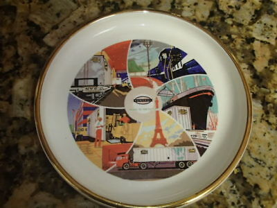 "VTG Advertising Transportation New York Central System ""Road to the Future"" Dish"