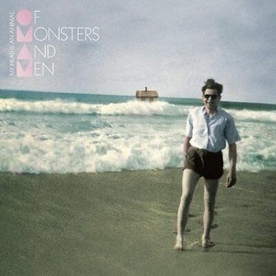 Of Monsters And Men: My Head Is An Animal 2012 Cd Sealed