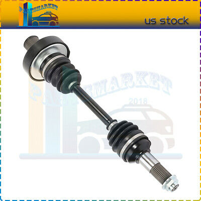Sixity 2004 for Yamaha 660 Grizzly 4X4 Rear Left Right Axles Pair Back Driver Passenger YFM660FS HS HSWL LES Complete Side