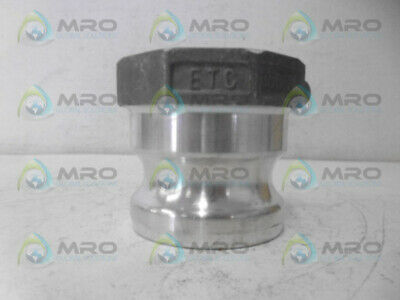 Etc 356-T6 Hose Coupling *New No Box*