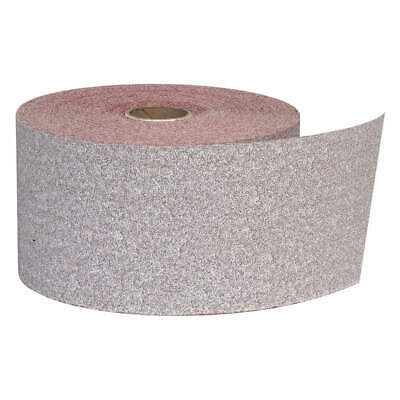 "GRAINGER APPROVED Abrasive Roll,30 ft. L,2-3/4"" W,100 Grit, 05539520339, Red"