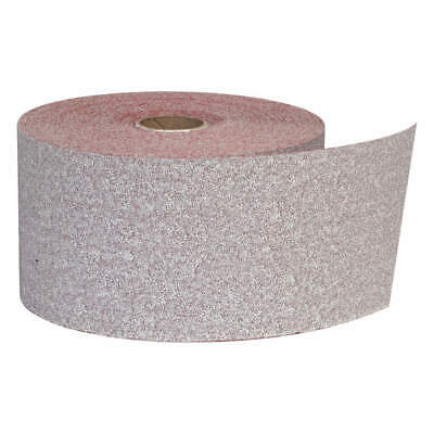 "GRAINGER APPROVED Abrasive Roll,45 yd. L,2-3/4"" W,400 Grit, 05539520332, Red"