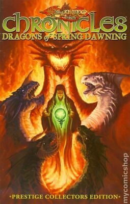 Dragonlance Chronicles (Volume 3) #2B 2007 FN Stock Image
