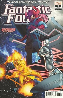 Fantastic Four (6th Series) #6E 2019 Ferry Variant NM Stock Image