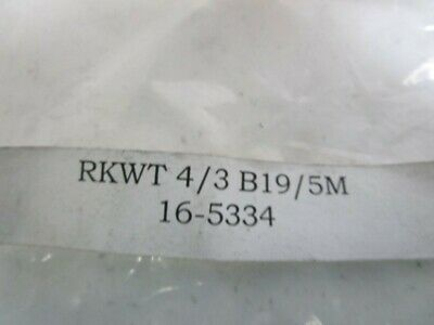 Lumberg Cable Rkwt 4/3 B19/5M *Used*