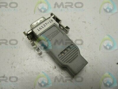 Moore 16137-16 Connector  *Used*