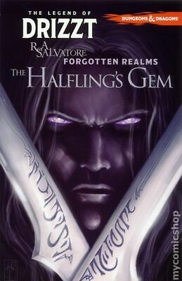 Forgotten Realms The Legend of Drizzt TPB (IDW) Dungeons and Dragons #6-1ST NM