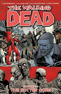 The Walking Dead Volume 31 by Robert Kirkman 9781534310520 | Brand New