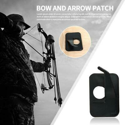 Archery Recurve Bow Plastic Adhesive Arrow Rest for Shooting Hunting Bow