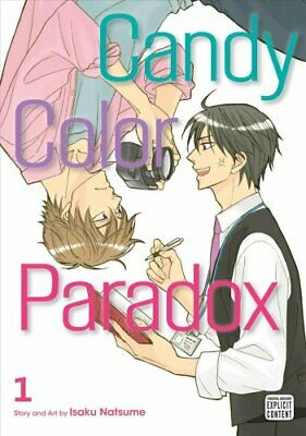 Candy Color Paradox, Vol. 1 by Isaku Natsume 9781974704934 | Brand New