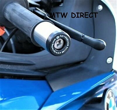 R&G RACING PAIR BAR END WEIGHT SLIDERS for BMW R1250RT (2019)