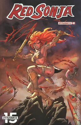 Red Sonja (Dynamite) 1A 2019 Conner Variant VF Stock Image