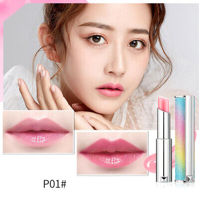 Moisturizing 3 Colors Magic Long Lasting Changeable Color Lipstick Lip Cream