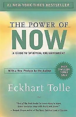 The Power of Now: A Guide to Spiritual Enlightenment by Tolle, Eckhart ,[eBooᴋ]