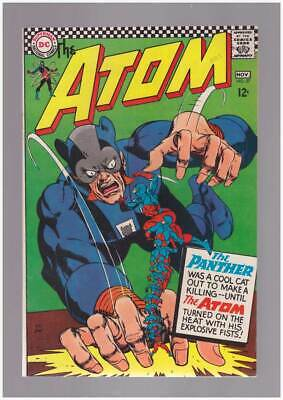 Atom # 27  The Panther is out to make a Killing !  grade 8.5 scarce book !