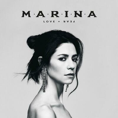 Marina - Love + Fear (NEW CD ALBUM) (Preorder Out 26th April)