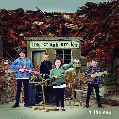 "The Cranberries - In The End (NEW 12"" RED VINYL LP)"