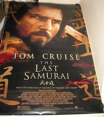 "/""THE LAST SAMURAI/"" ..Tom Cruise...Classic Movie Poster A1A2A3A4Size"