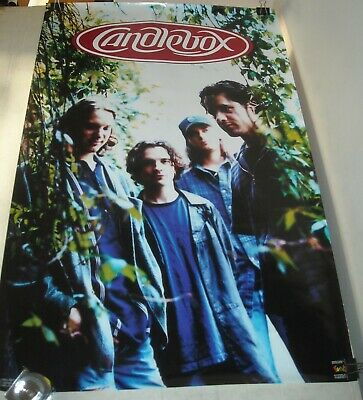 a4c13d6fe66 ROLLED 1995 Funky Posters   6152 CANDLEBOX BAND PORTRAIT PINUP POSTER 22.5  x 34