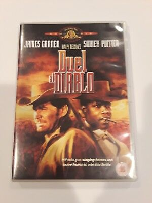 Duel At Diablo [DVD] [1966] -  CD 7YVG The Fast Free Shipping