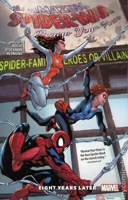 Amazing Spider-Man Renew Your Vows TPB (2017- Marvel) #3-1ST 2018 NM Stock Image