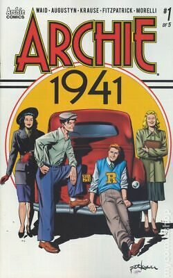 Archie 1941 (Archie) 1A 2018 Krause Variant NM Stock Image