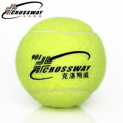 High Resilience Tennis Training Ball Practice Durable Tennis Ball Training Balls