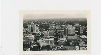 #3,1929 San Antonio Texas,Business Houses Buildings Seen Smith Young Tower