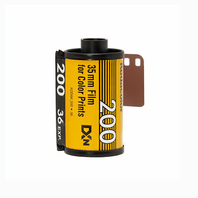(Date 2021) New Kodak Colorplus 200 35mm 36exp Film 1Rolls Photo Brand New Fast