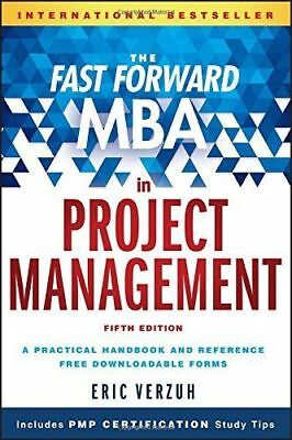 [P.D.F] The Fast Forward MBA in Project Management 5th