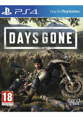 Days Gone (PS4) **Pre Release**