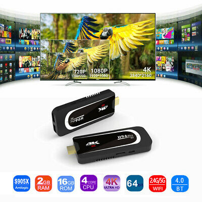 Network Player S905X H96PRO H3 2G+16G Mini PC Android 7.1 Set-top TV Box