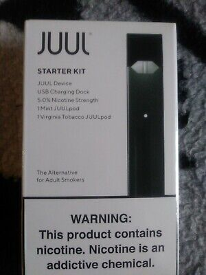 BRAND NEW START Kit Only 1pcs black color device & Charger (US