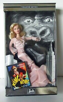 Barbie Doll Collector Edition 2002 King Kong Nrfb