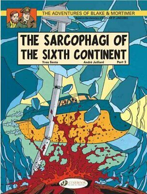 The Adventures of Blake and Mortimer: The Sarcophagi of the Six... 9781849180771
