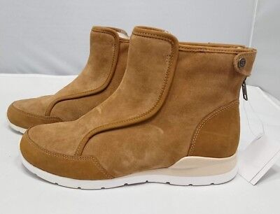 ae05d0fc111 UGG AUSTRALIA LAURELLE Chestnut Ankle Boots Womens Shoes Sneakers ...