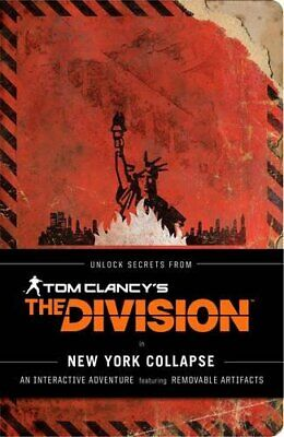NEW - Tom Clancy's The Division: New York Collapse